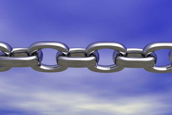 An image of a chain