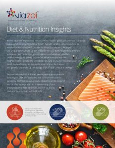 An excerpt from the Nutrition report